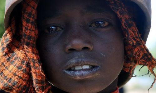 Zdjecie ETIOPIA / Płd Etiopia / Arbore / Smutne oczy