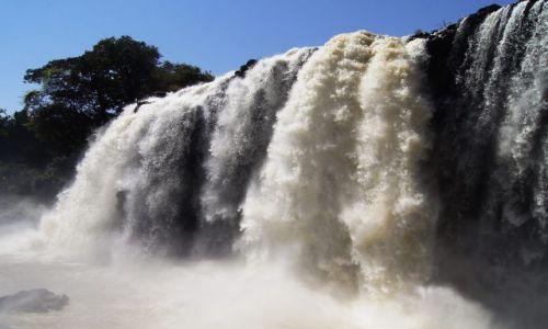 Zdjecie ETIOPIA / Amhara / Blue Nile Falls / Błekitny Nil
