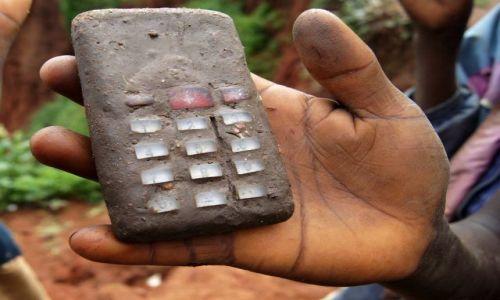 Zdjecie ETIOPIA / Omo / Harta Motni / Mobil
