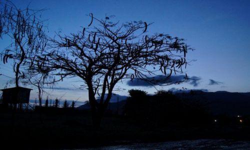 Zdjęcie ETIOPIA / Omo / Arba Minch / Arba Minch nocą
