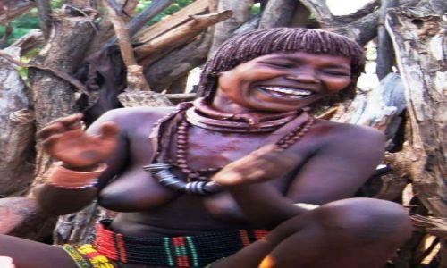 Zdjęcie ETIOPIA / Omo / Turmi / Ubaw Hamerki :)