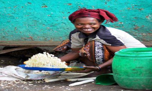 Zdjęcie ETIOPIA / Omo / Dżinka / Ja tak lubie :)