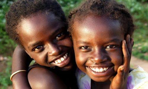 Zdjęcie ETIOPIA / Omo / Turmi / Radość współistnienia