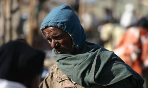 Zdjęcie ETIOPIA / Mago / Arba Minch / Men