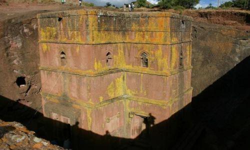 Zdjecie ETIOPIA / Axum / Park Stel / Poszukiwacze zaginionej Arki