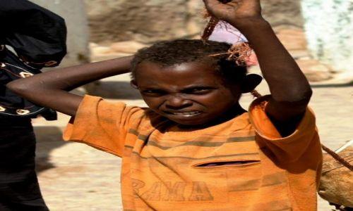 ETIOPIA / Oromia / Harar / Zniesmaczenie