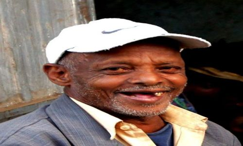 Zdjecie ETIOPIA / Oromia / Harar / Pokój ducha