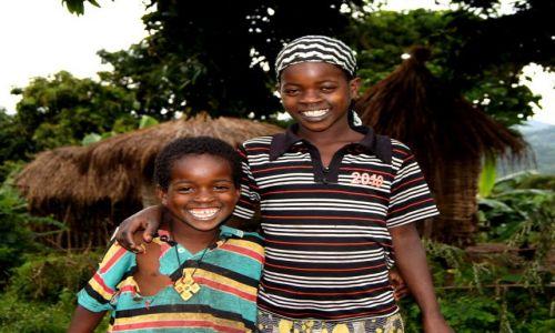 Zdjecie ETIOPIA / Omo / Dżinka / Uśmiechy