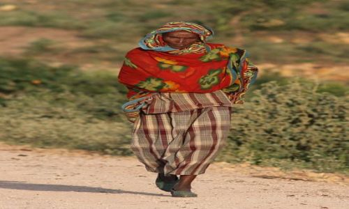 ETIOPIA / Negele / Negele / Kobieta