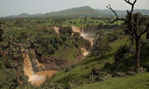 Zdjecie ETIOPIA / - / . / wodospad