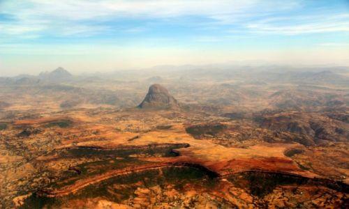 Zdjecie ETIOPIA / Axum / Axum / Kolejne z lotu ptaka