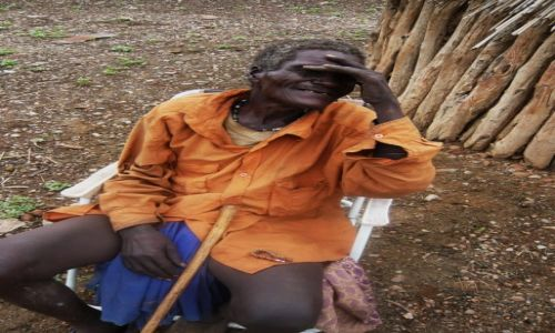 Zdjecie ETIOPIA / Pn. Etiopia / Semien Park / Odpoczynek