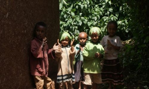 Zdjecie ETIOPIA / - / Etiopia / Dzieci