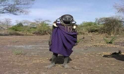 Zdjęcie ETIOPIA / - / Etiopia południowa / Jestem piękna