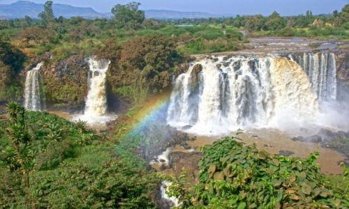Zdjecie ETIOPIA / Wodospad Tys Yssat / Wodospad Tys Yssat / Konkurs