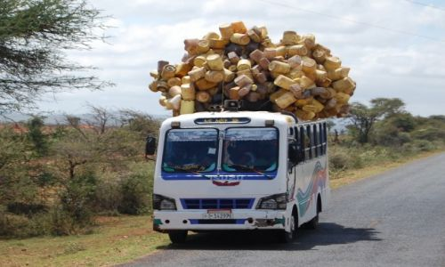 Zdjecie ETIOPIA / poludnie Etiopii / ... / W drodze z Adis do Nairobi