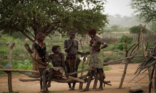 Zdjęcie ETIOPIA / - / dolina Omo / konkurs-życie podpatrzone