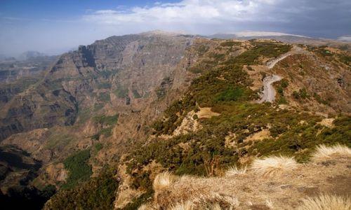 Zdjecie ETIOPIA / - / góry Semien / góry Semien