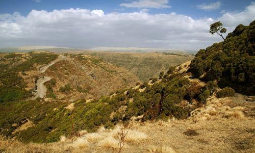Zdjęcie ETIOPIA / - / góry Semien / góry Semien