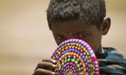 Zdjęcie ETIOPIA / - / góry Semien / konkurs