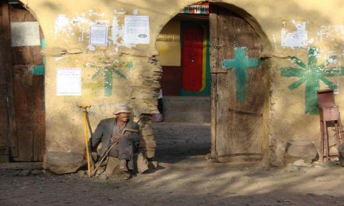 Zdjęcie ETIOPIA / Etiopia / Etiopia / Odpoczynek