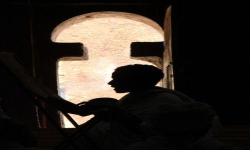 Zdjecie ETIOPIA / Lasta / w kościele w Lalibeli / Modlitwa