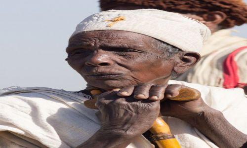 Zdjęcie ETIOPIA / okolice Gondar / okolice Gondar / Kapłan