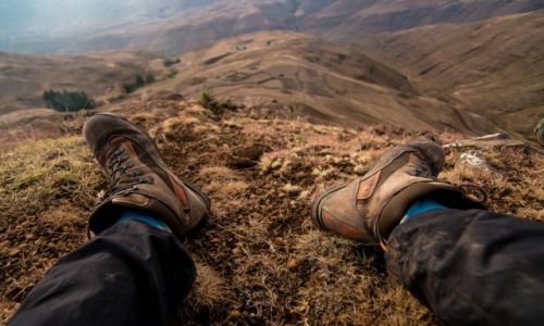 ETIOPIA / Simien / Ambiko / Gdzie nogi poniosą