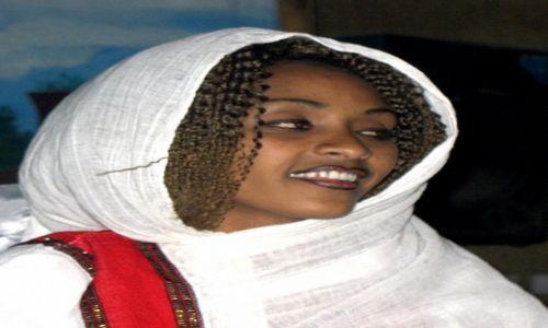 Zdjecie ETIOPIA / - / Addis Abeba / Etiopki są piekne!