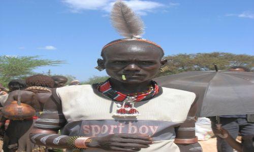 Zdjecie ETIOPIA / - / Jinka / Nad rzeką OMO - Sportboy