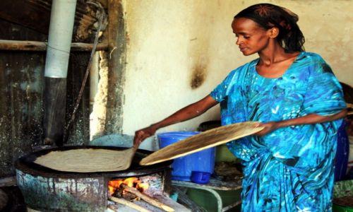 Zdjęcie ETIOPIA / Harari / Harar / W oczekiwaniu na indżirę