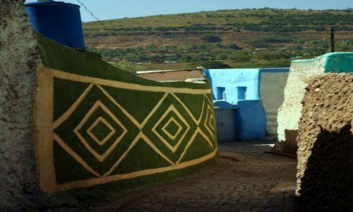 Zdjecie ETIOPIA / Harari / Harar / Zaułki miasta