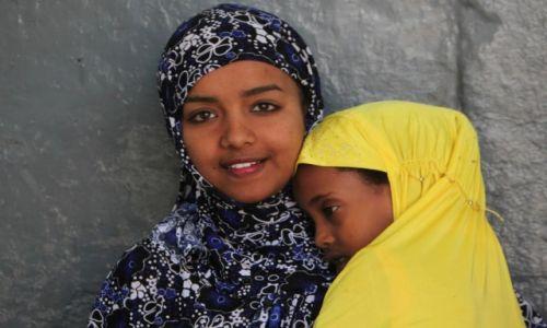 Zdjecie ETIOPIA / Harari / Harar / Siostry