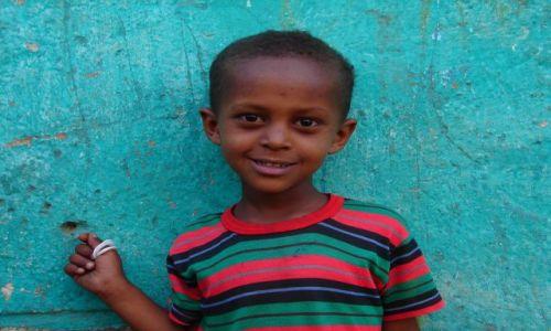 Zdjecie ETIOPIA / -Etiopia Północna  / Tigray / Twarze Etiopii
