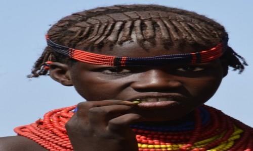 ETIOPIA / Dolina Omo / wioska Dassanech / Higiena nade wszystko!