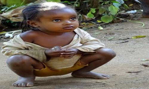 Zdjęcie ETIOPIA / Dolina Omo / wioska ludu Ari / Ciekawe...