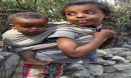 Zdjecie ETIOPIA / północ / gdzieś po drodze / Nie ma lekko...