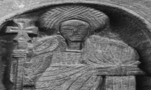 Zdjecie ETIOPIA / Lalibela / Kościół Golgoty / Apostoł