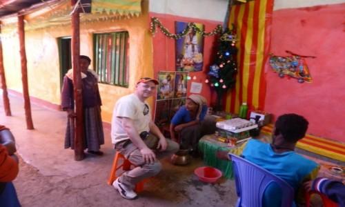 Zdjęcie ETIOPIA / CENTRALNA ETIOPIA / CENTRALNA ETIOPIA / Adadi Marjam - kawa w