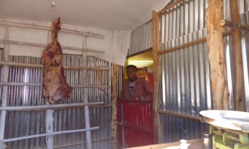 Zdjęcie ETIOPIA / CENTRALNA ETIOPIA / CENTRALNA ETIOPIA / Adadi Marjam - jedzenie z grila