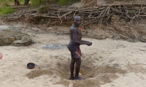 ETIOPIA / DOLINA OMO / Kaske River Campsite (Mango Camp) / ETIOPIA-KASKE RIVER