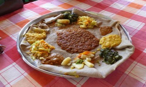 Zdjecie ETIOPIA / DOLINA OMO / TURMI / INDŻERA