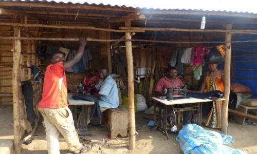 Zdjęcie ETIOPIA / Dolina Omo / Dzinka / Targ w Dżinka