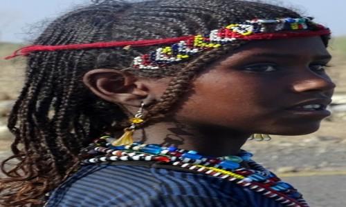 Zdjecie ETIOPIA / Północno-wschodnia Etiopia / - / Afarka