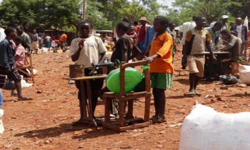 Zdjęcie ETIOPIA / DOLINA OMO / Konso / Na targu niedaleko Konso