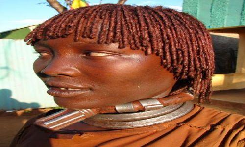 Zdjęcie ETIOPIA / Etiopia Południowa / Turmi  / Twarze Etiopii  - Hammerka