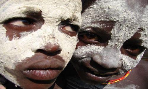 Zdjęcie ETIOPIA / Etiopia Południowa / Turmi  / Twarze Etiopii