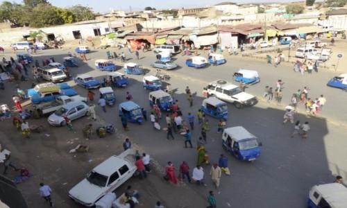 ETIOPIA / Połnoc / Harar / Harar centrum