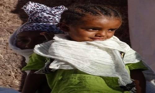 Zdjęcie ETIOPIA / północ / Lalibela / Też na pielgrzymce