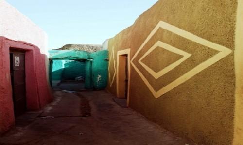 ETIOPIA / Harari / Harar  / Zaułki miasta